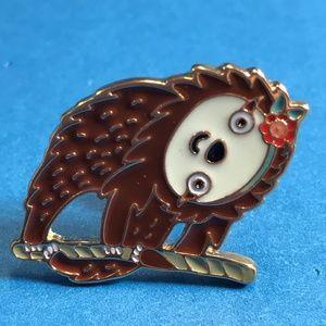 Jewelry - Climbing Sloth Enamel Pin Brooch Backpack Pin